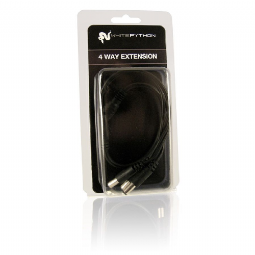 WP LED 4-Way Extension Cable